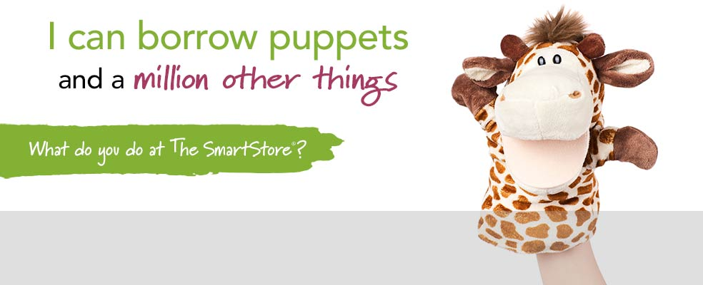 Puppets Million Things HomepageBanner