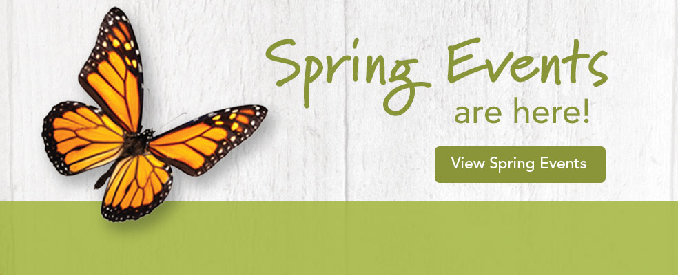 Spring Events at The Smart Store