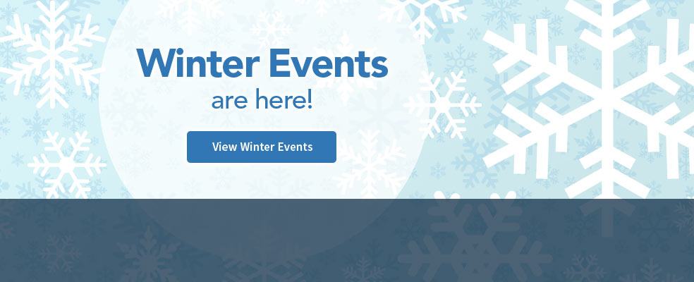 Winter Events at The Smart Store