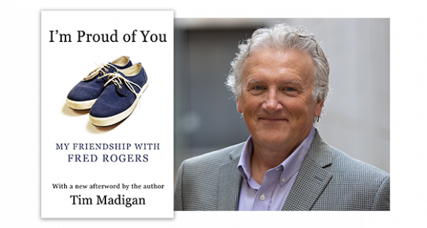 Tim Madigan, Author of 'I'm Proud of You'