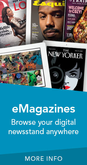 eMagazines | Browse your digital newsstand anywhere