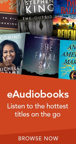 eAudiobooks | Listen to the hottest titles on the go | Browse Now