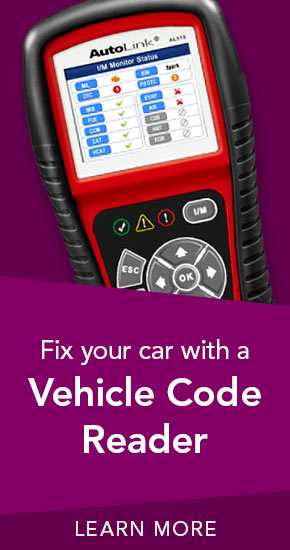 Fix your car with a Vehicle Code Reader