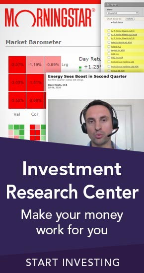 Investment Research Center | Make your money work for you | Start Investing