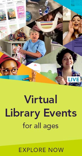 Virtual Events for all ages